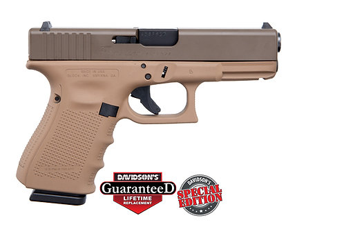 Apollo Custom|Glock Model:Gen 4 19