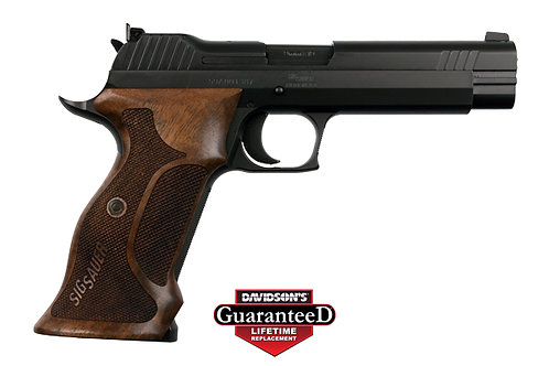 Sig Sauer Model:P210 Target Full Size