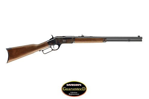 Winchester Repeating Arms Model:Model 1873 Short Rifle, Color Case Hardened