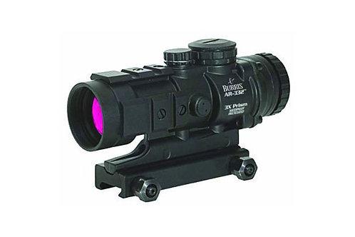 BURRIS AR-332 AR PRISM 3X32MM