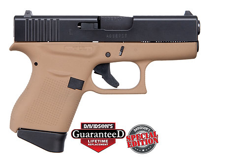 Apollo Custom Glock Model:43 USA Manufacture