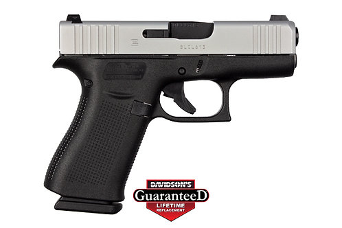Glock Model:43X with Ameriglo Night Sights