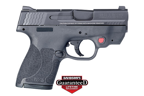 Smith & Wesson Model: 	M&P Shield M2.0 W/ Crimson Trace Red Laser