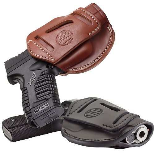 1791 Gun Leather 3 WAY MULTI-FIT OWB CONCEALMENT HOLSTER