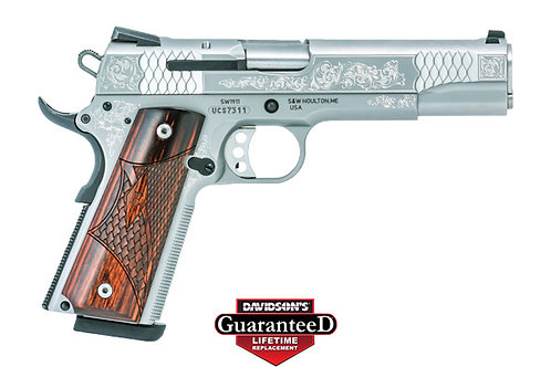Smith & Wesson Model: 	SW1911 Engraved