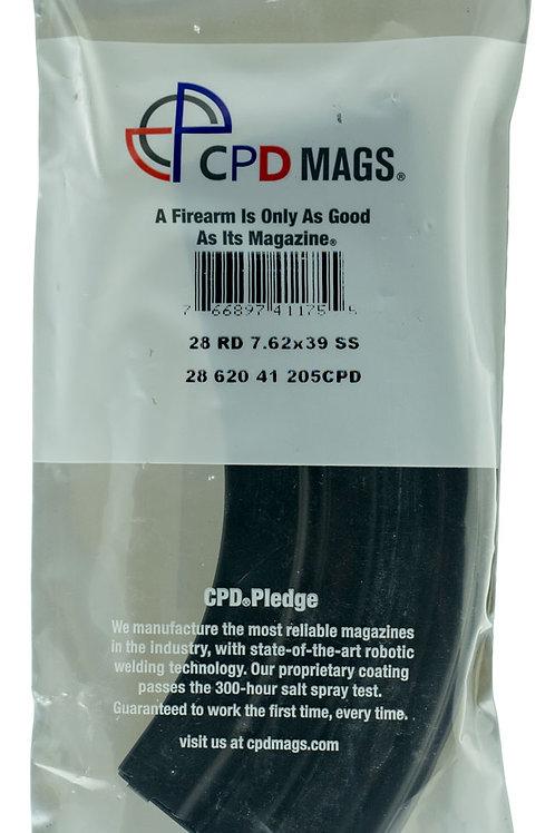 C-Products DuraMag AR15 in 7.62x39 magazine-steel