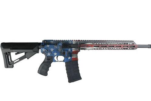 Bear Creek Arsenal AR-15 American Flag