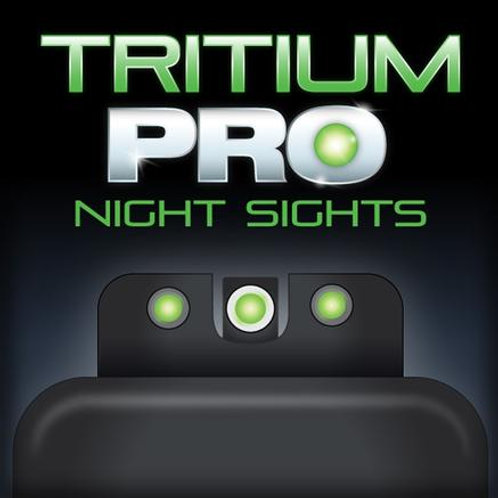 Truglo Tritium Pro Night Sights Fit Glock 17 / 17L 19 22 23 24 26 27 33 34 35 3