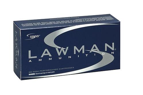 SPEER LAWMAN 9MM 115GR TMJ RN