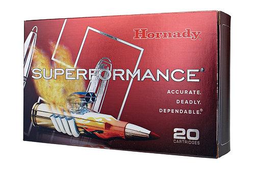 HORNADY SUPERFORMANCE 6.5X55 SPF 140GR SST