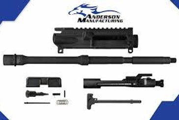 AM-15 KIT, BCG INCLUDED – UPPER BUILD, 16″ .223/5.56