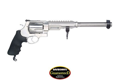 Smith & Wesson|Smith & Wesson Performance Ctr Model:Model 460XVR Hunter Perfo