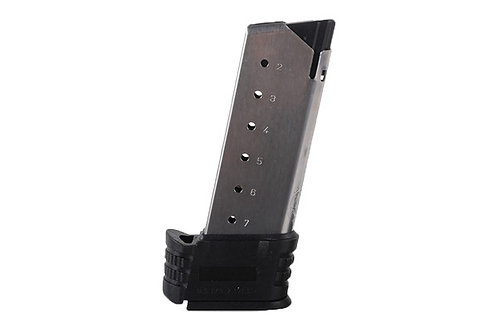 SPG MAG XDS 9MM 8RD W/BLK SLEV