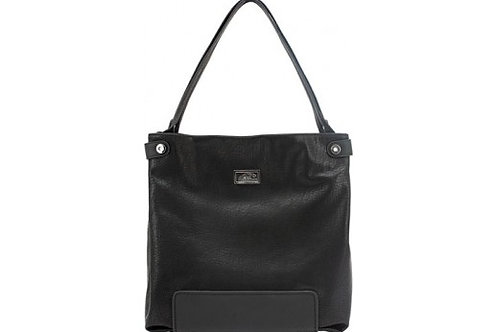 CAMELEON LYNX CONCEAL CARRY PURSE RELAXED TOTE BLACK