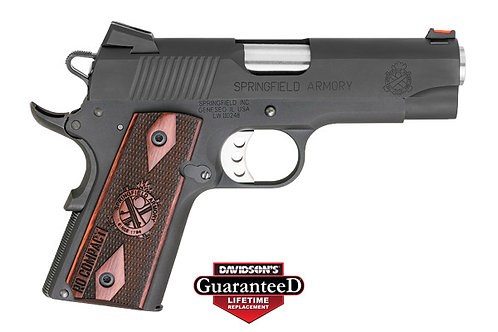 Springfield Armory Model: Range Officer-Lightweight Compact