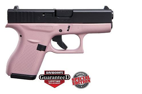 Apollo Custom Glock Model:42 Pink