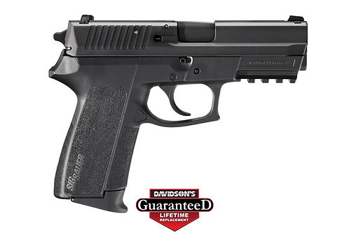 Sig Sauer Model: 	SP2022 Nitron Full Size CA Approved