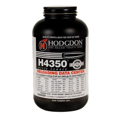 Hodgdon H4350 Smokeless Powder 1 Lbs