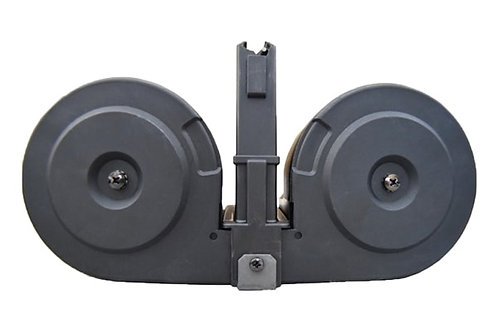 KCI 100 Rd.. drum mag. for AR15