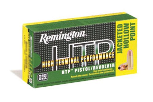 REMINGTON CARTRIDGE HTP 40SW 155GR JHP