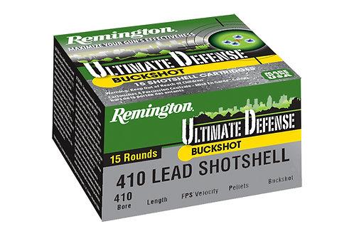 REMINGTON ULTIMATE DEFENSE .410 2.5 000 4PEL