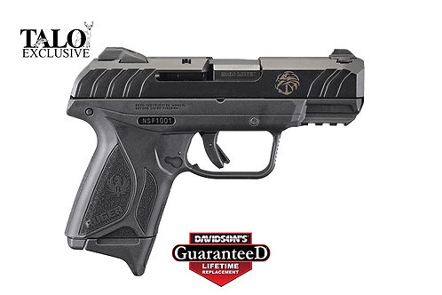 Ruger Model:Security 9 Compact Navy Seals Foundation