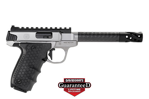Smith & Wesson Model:SW22 Victory Target Carbon Barrel