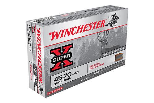 WINCHESTER SUPER X 45-70 300GR JHP