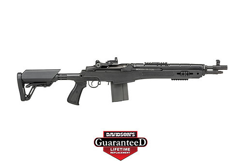 Springfield Armory Model: 	M1A Socom 16 With Vortex Reflex Red Dot Sight