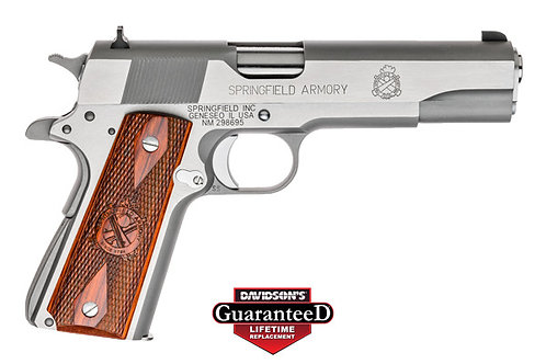 Springfield Armory Model:Mil-Spec 1911 CA Approved