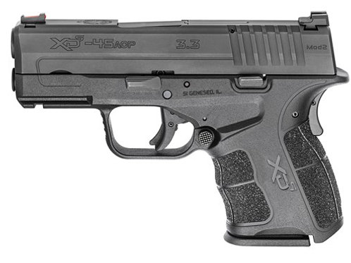 Springfield Armory Model: 	XD-S MOD2 Instant Gear Up