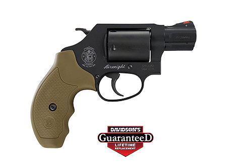 Smith & Wesson Model 360 - Sc Airweight