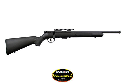 Savage Arms Model: 	93FV-SR (Supressor Ready)