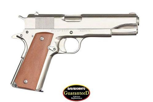 Armscor Rock Island Armory Model:M1911-A1 FSNP GI Standard FS Nickel