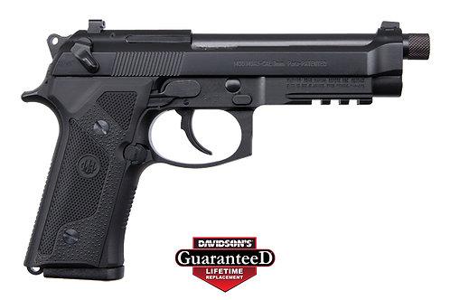 Beretta M9A3FS 9MM DA PST 10R BLK