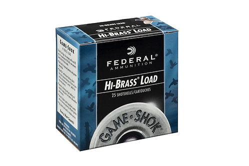 Federal GAME HB 12G 2.75-1.25-5
