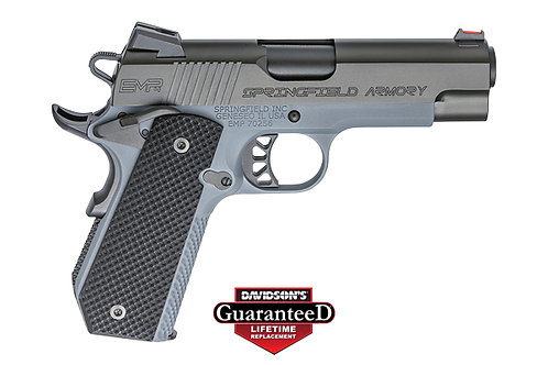 Springfield Armory Model: 1911 EMP Champion Conceal Carry Contour
