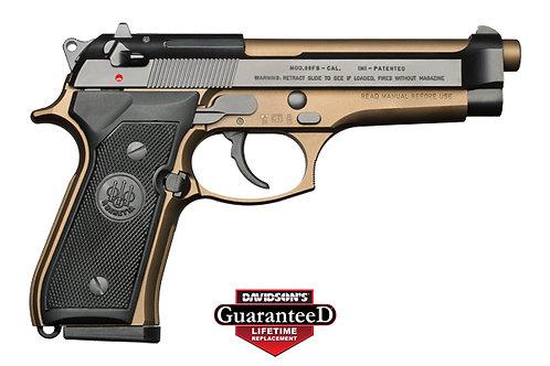 Beretta Model:92FS Burnt Bronze Italian