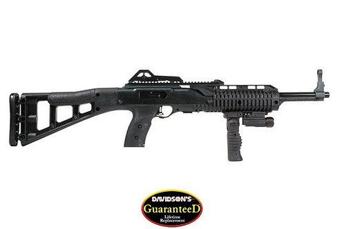 Hi-Point Firearms Model:Carbine TS(Target Stock) w/Forward Grip & Light