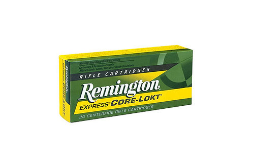 REMINGTON CARTRIDGE 243 100GR PSP