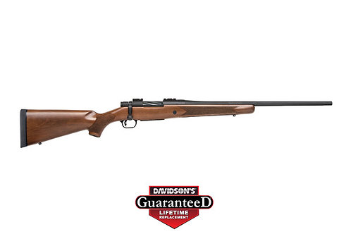 Mossberg Model: 	Patriot Bolt Action Rifle