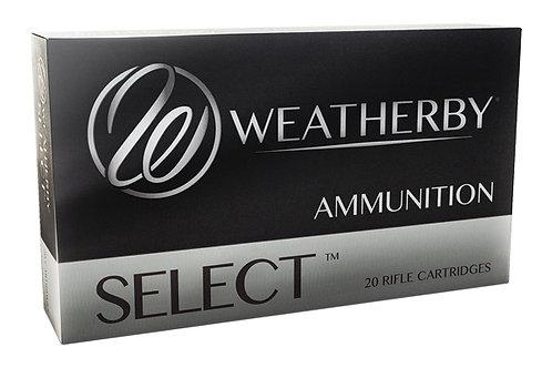 WEATHERBY SELECT 6.5X300WBY 140GR SR