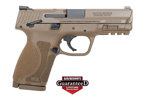 SMITH & WESSON M&P 2 CMP 9MM 15RD 4FDE TS
