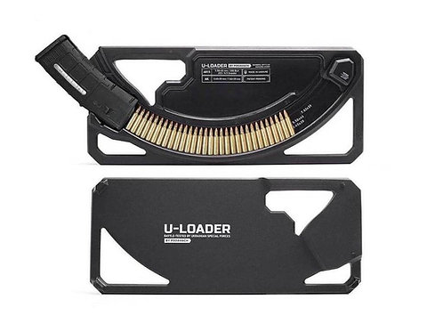 U-LOADER *Basic* AR15+AK Magazine Speed Loader with carry case