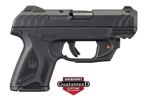 Ruger Model:Security 9 Compact With Laser