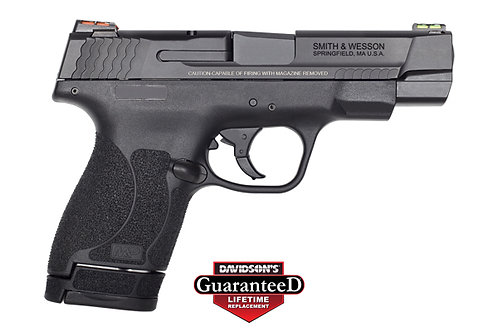 Smith & Wesson|Smith & Wesson Performance Ctr Model:M&P Shield M2.0 Performanc