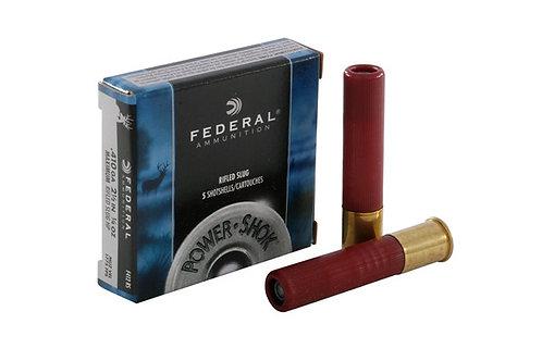 FEDERAL RIFLED SLUG 410G 2.5 .25OZ HP