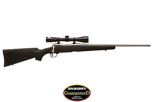 Savage Arms Model: 	16/116 Trophy Hunter XP