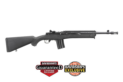 Ruger Model: Mini-14 Scout Compact Tactical Rifle