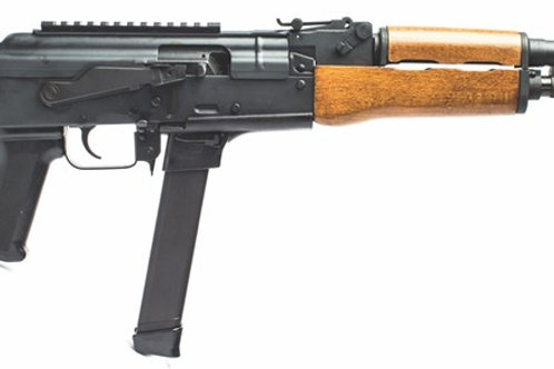 CENTURY ARMS DRACO PISTOL 9MM